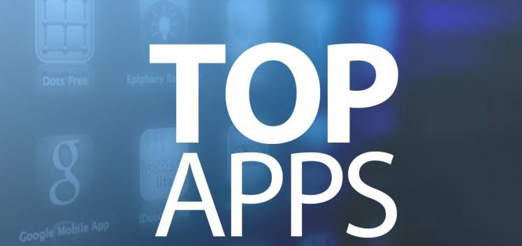 Ecco le 10 applicazioni più utilizzate nel 2014