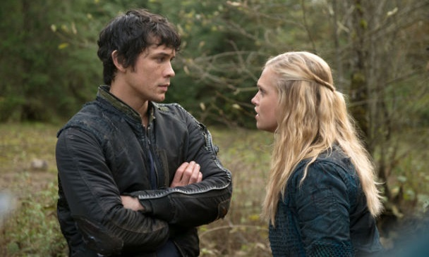 """The 100 S2"": nuove anticipazioni tra Bellamy e Lincoln"