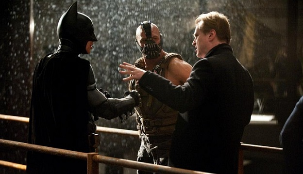 Christopher Nolan parla di Batman