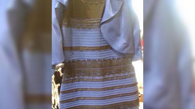 Svelato il colore del Vestito misterioso