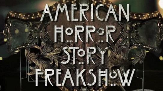 """American Horror Story – Freak Show"" arriva in Italia"