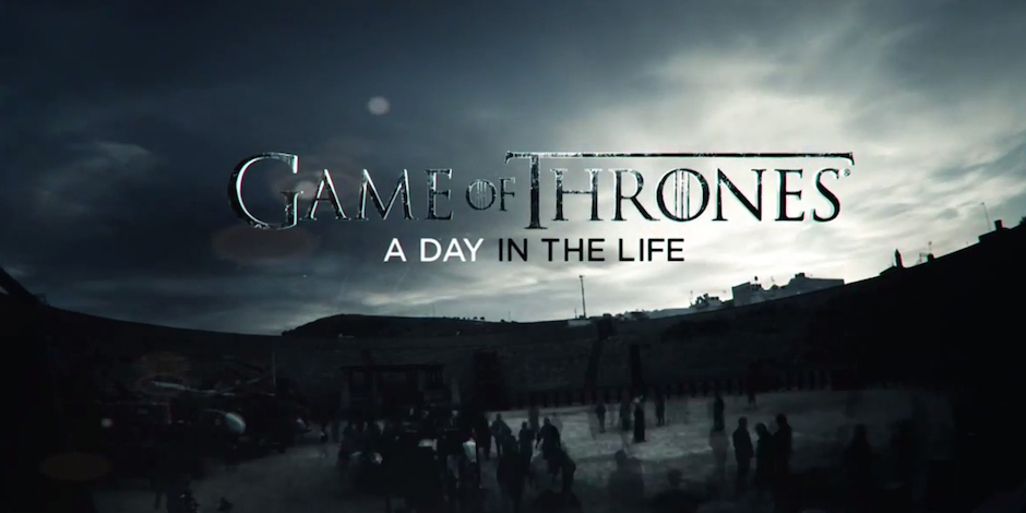 """Game of Thrones 5"": ecco lo speciale A Day in The Life!"