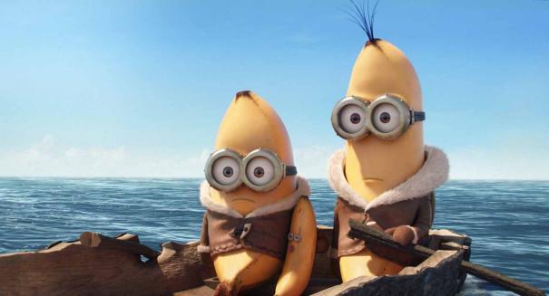 """""""Minions"""": nuove foto dello spin-off di Cattivissimo Me"""