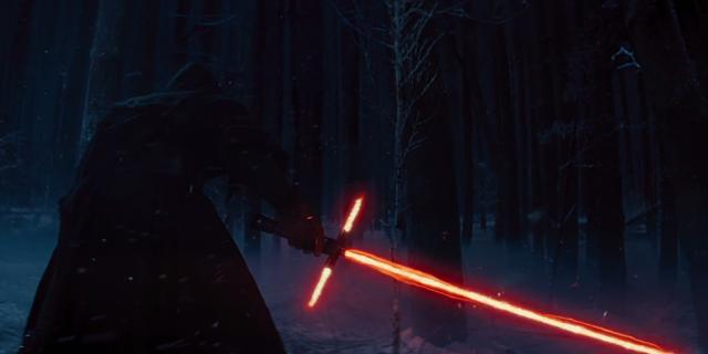 """""""Star Wars Il Risveglio della Forza"""": com'è stata creata della nuova spada laser"""