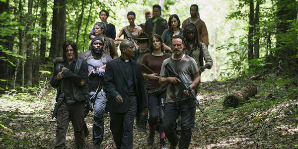 """The Walking Dead 5"": in arrivo diversi personaggi del fumetto"