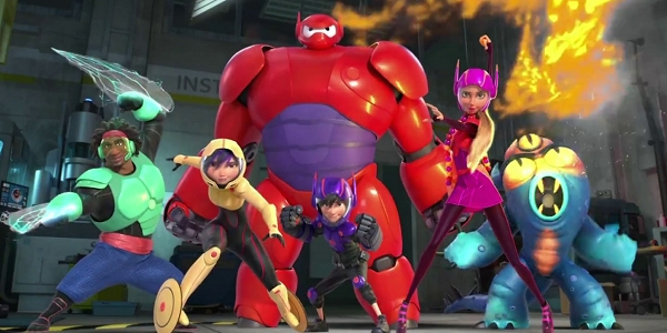 """Big Hero 6"": possibile sequel del film Disney"