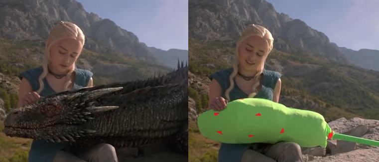 """""""Game of Thrones"""": come sono state create le animazioni dei draghi"""
