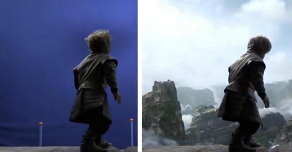 """Come vengono realizzati gli effetti speciali in """"Game of Thrones"""""""