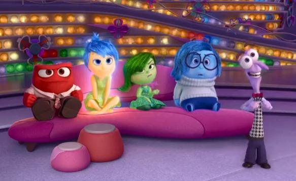 """""""Inside Out"""": il nuovo trailer del cartone Disney Pixar"""