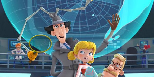Ritorna l'Ispettore Gadget: la serie animata debutterà a marzo