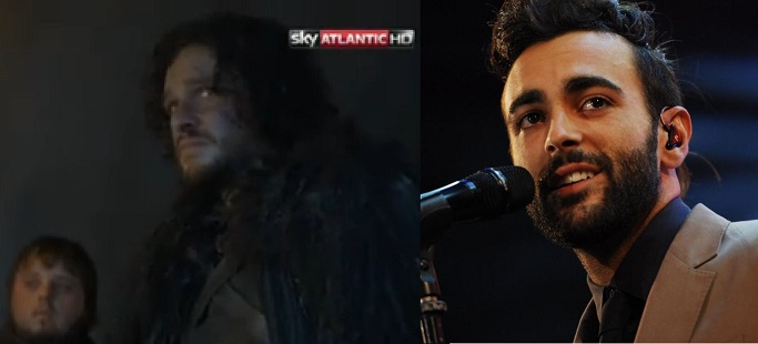 """Game of Thrones"": Trailer feat. Marco Mengoni – Guerriero"