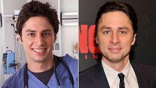 """""""Scrubs"""": ecco come sono diventati gli attori"""