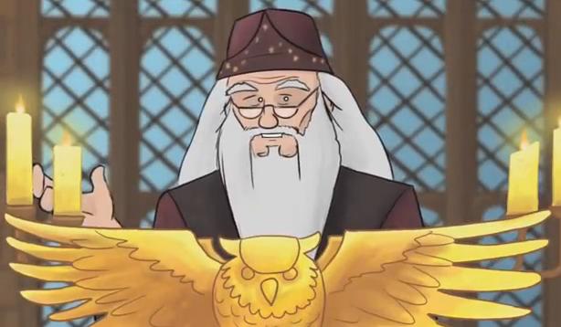 Video Parodia: come sarebbe dovuto finire HARRY POTTER