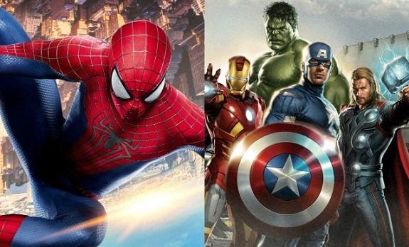 """Spiderman si unisce alla squadra degli """"AVENGERS"""""""