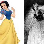 Le Star che hanno ispirato i personaggi dei cartoni Disney