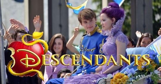 """""""Descendants"""": nuove foto del nuovo film della Disney"""