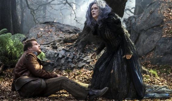 """Into The Woods"": ecco il nuovo trailer italiano"