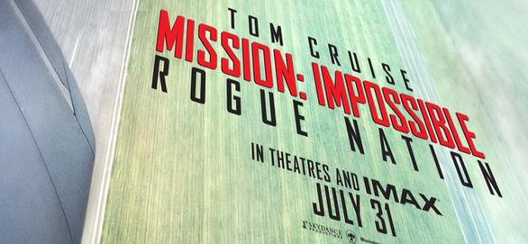 """Mission Impossible 5"": ecco il primo teaser trailer"