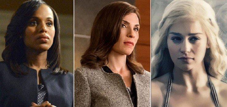 Le 5 donne più potenti dei telefilm