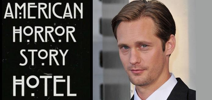 """American Horror Story 5"": Alexander Skarsgard potrebbe far parte del cast"