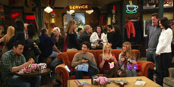 """""""FRIENDS"""": 8 curiosità che probabilmente non conoscete"""