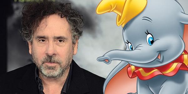 Tim Burton dirigerà il film su Dumbo