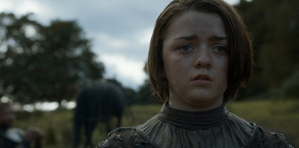 """Game of Thrones 5"": svelato il nuovo look di Arya"