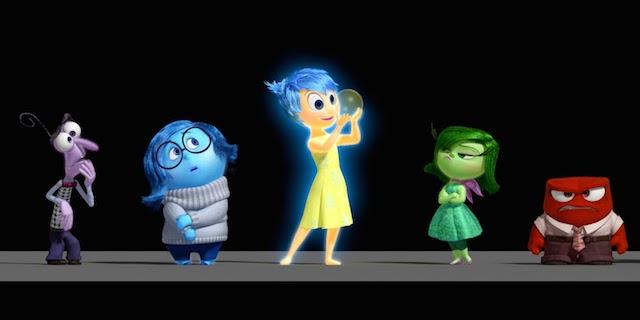 """""""Inside Out"""": il nuovo divertentissimo trailer del film Pixar"""