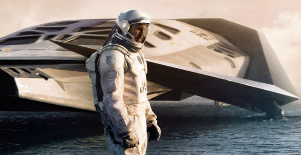 """Interstellar"": Jonathan Nolan rivela il finale originale"