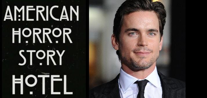 """American Horror Story – Hotel"": Matt Bomer sarà il protagonista"