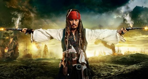 """Pirati dei Caraibi 5"": infortunio alla mano per Johnny Depp"