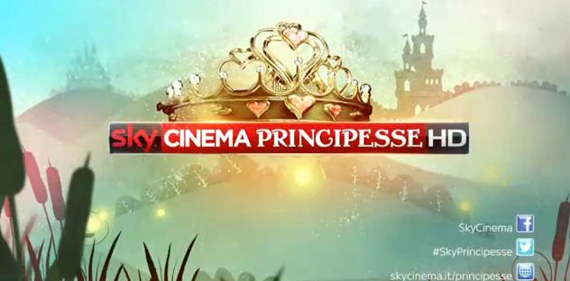 Arriva Sky Cinema Principesse, il canale dedicato alle favole Disney