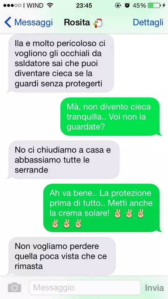 serie tv amore chat per