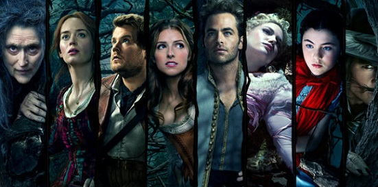"""Into the Woods"": tutto sui protagonisti del film Disney"