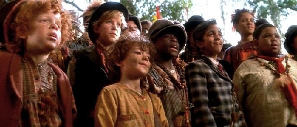 """""""Hook – Capitan Uncino"""": come sono diventati i giovani attori"""