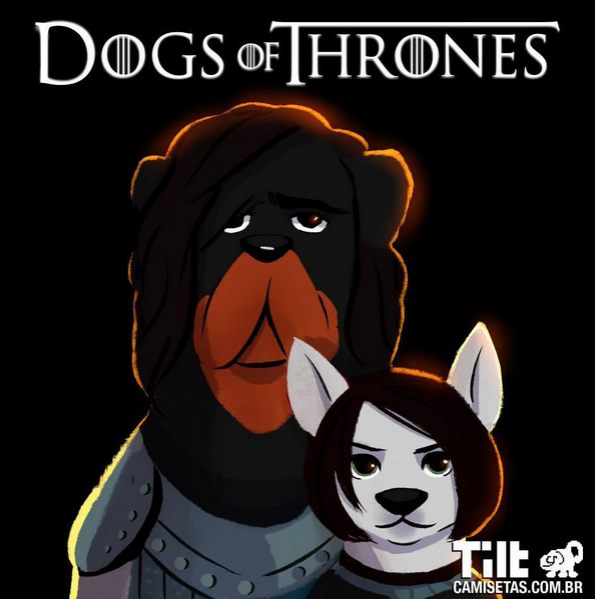 Dogs of Thrones 1