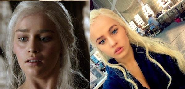 """""""Game of Thrones"""": la controfigura di Daenerys potrebbe avere ruolo tutto suo"""