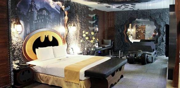 Arriva il primo hotel a tema di BATMAN