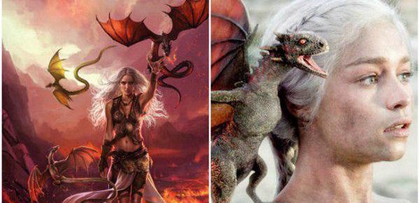 """""""Game of Thrones"""": differenze dei personaggi tra i libri e il telefilm"""