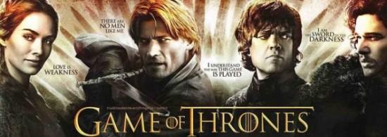 """""""Game of Thrones"""": diffusi in rete illegalmente i primi 4 episodi della 5°stagione"""