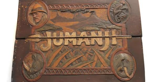 """""""Jumanji"""": adesso è possibile acquistare il famoso gioco"""