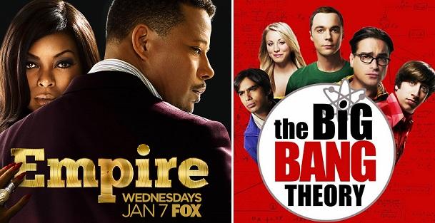 I 50 show più visti in America del 2014-15
