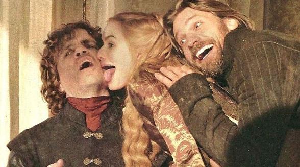 Game of Thrones: ecco le divertenti immagini dietro le quinte