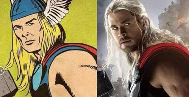 Avengers: differenze dei personaggi tra film e fumetti