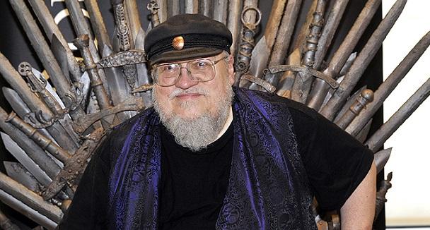 George R.R. Martin non scriverà nessun episodio della 6° stagione di Game of Thrones