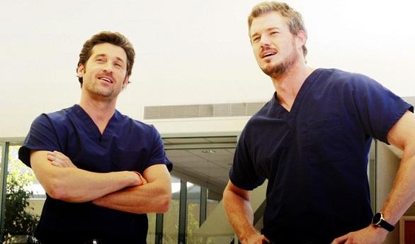Grey's Anatomy: secondo Eric Dane per Sloan e Shepherd era giunto il momento di smettere