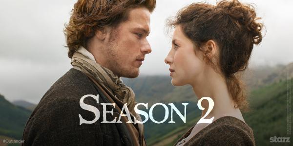 Outlander: ecco ci vedremo nella 2° stagione