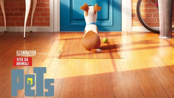 Pets – Vita da animali: disponibile ora in DVD, Blu-Ray, Blu-Ray 3D e 4K Ultra HD