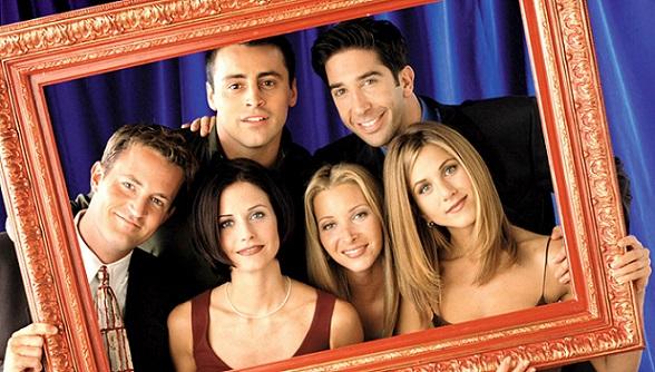 Secondo l'NBC, Friends non avrebbe avuto successo