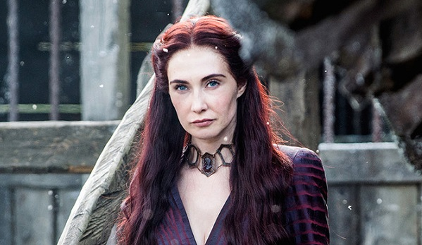 Game of Thrones: Melisandre parla di Jon Snow